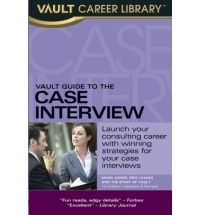 Vault guide to the case interview