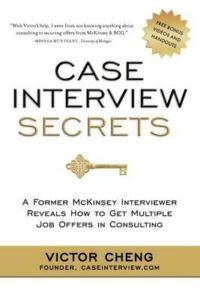 Case interviews secrets