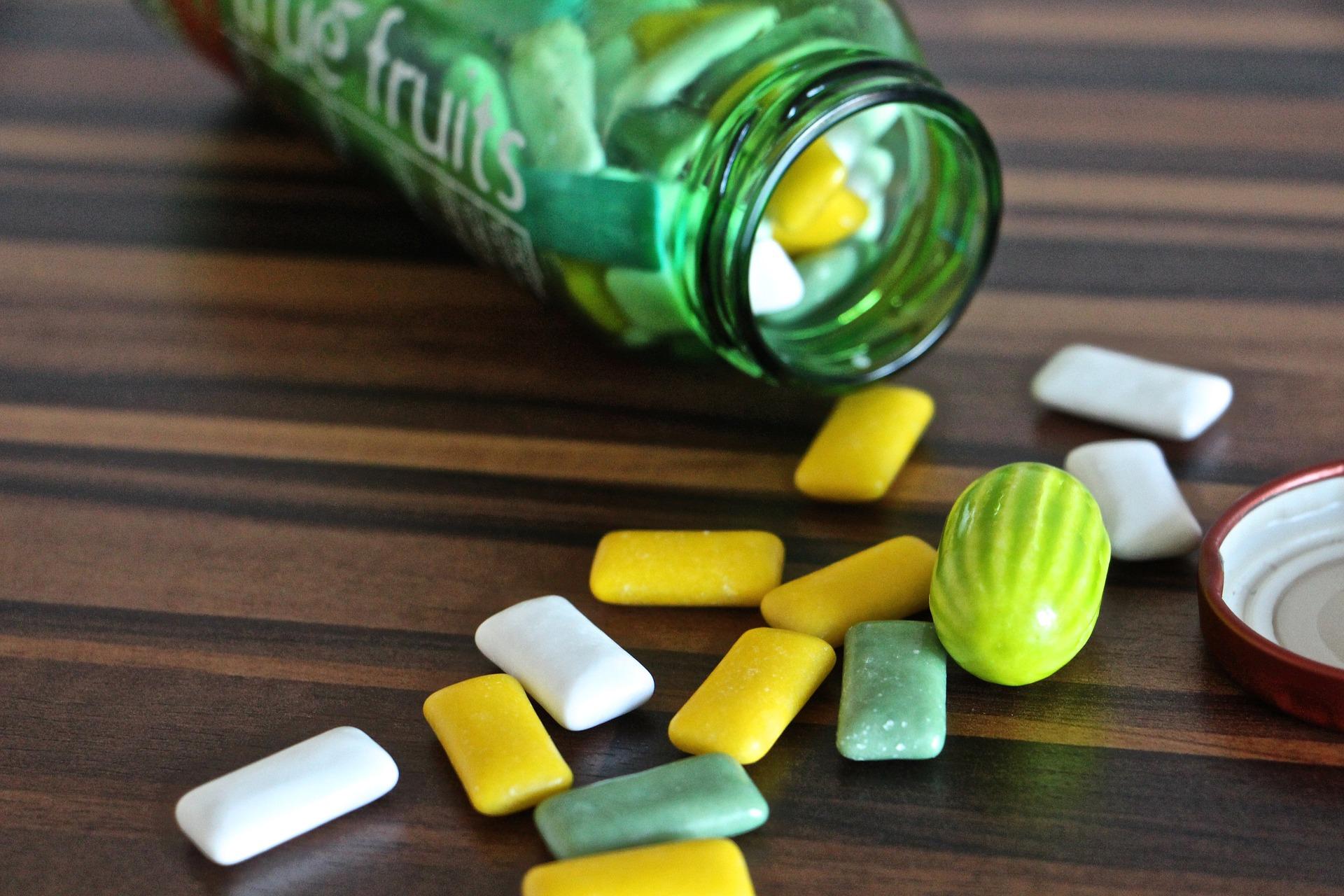 Quel est la taille du marché du chewing gum?
