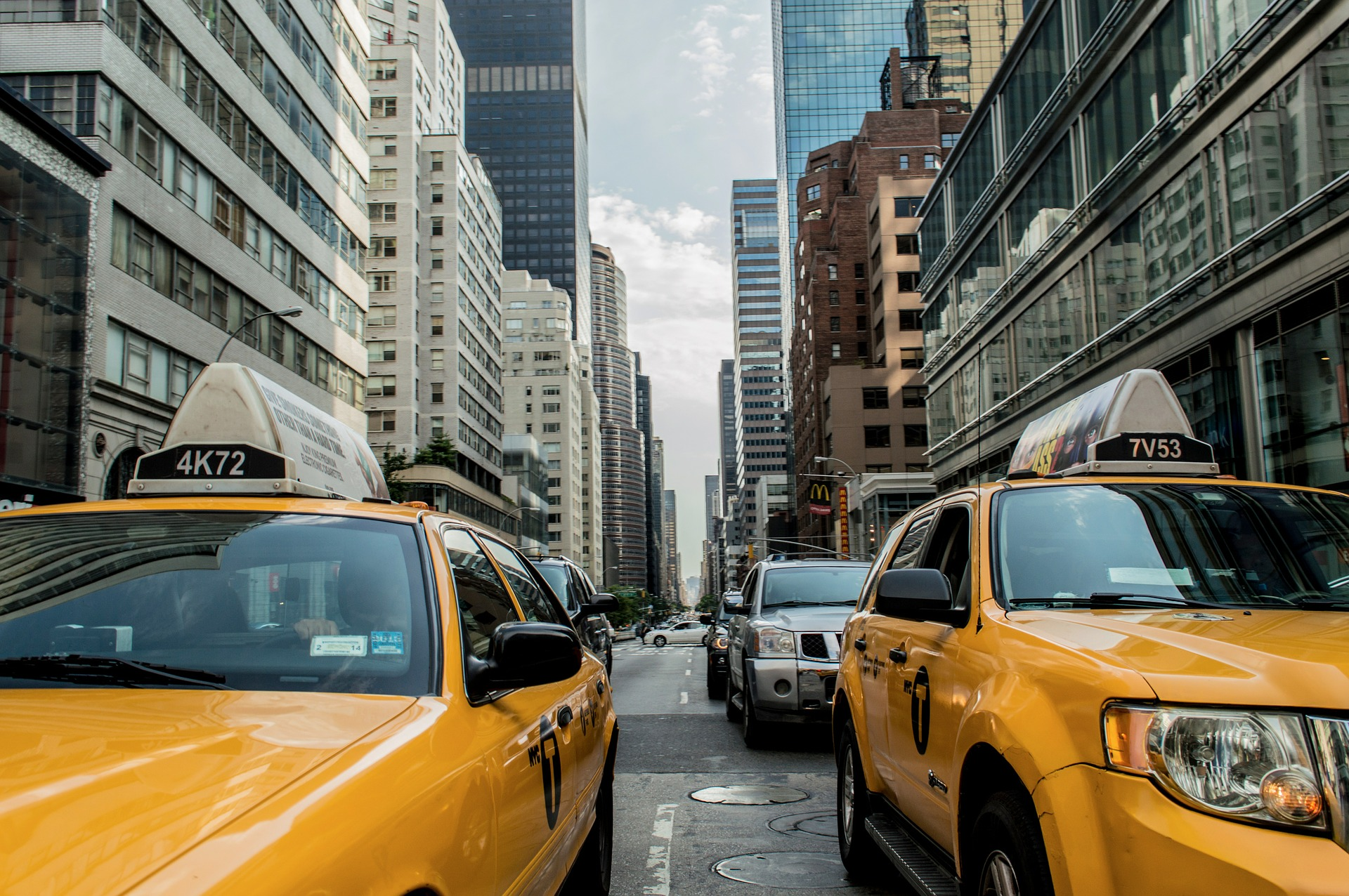 Les voitures jaunes, vous connaissez ?