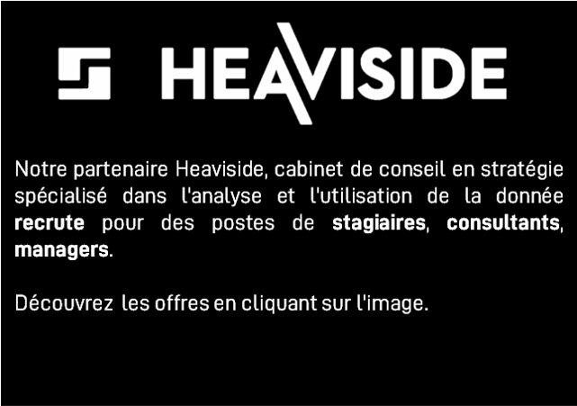Heaviside Recrute