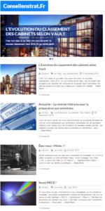 Conseilenstrat.fr | Le blog de référence sur le conseil en stratégie
